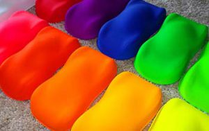 Colori fosforescenti
