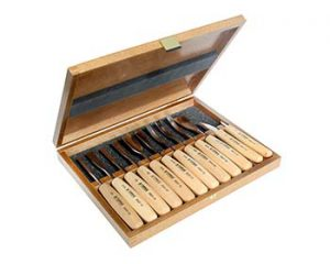 Kit per intaglio legno