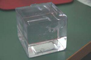 Resina trasparente