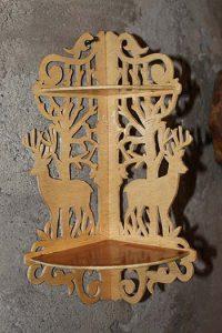Traforo per legno
